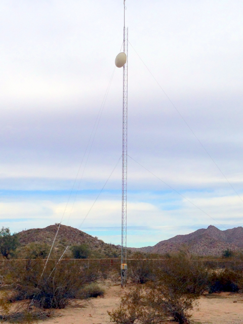 Typical Site Host Tower