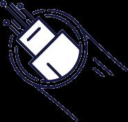 icon of fiber cable